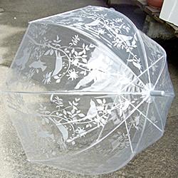 ため息でるほどカワイイ傘です☆