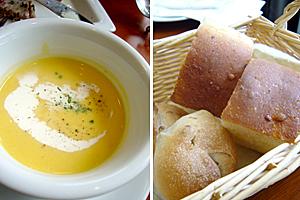 スープ、ホンキで美味いです。