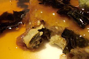 牡蠣豆腐。食べてない写真なしっ(泣)