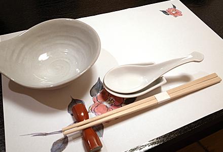 日本料理〜♪