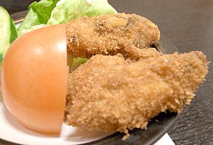 牡蠣フライっ☆