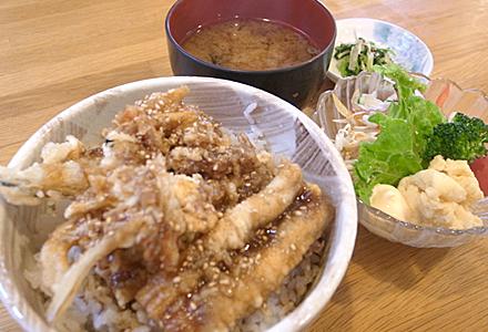 串一☆天丼アップ