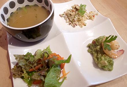 Bondi屋☆スープと前菜