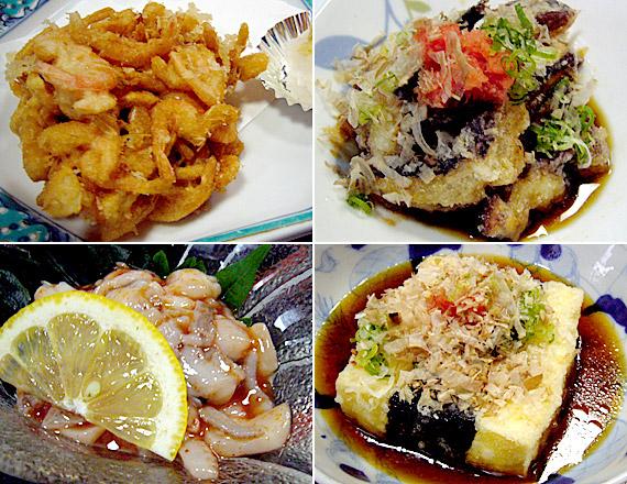 浜辺屋の料理2