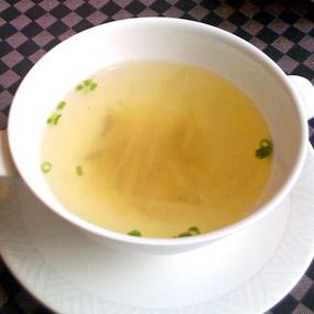 翠陽-スープ