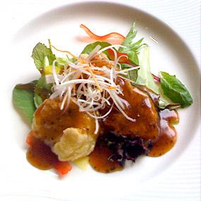 翠陽-海鮮のブラックビーンズソース