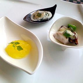 翠陽-前菜