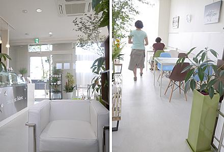 ノアールエブラン☆白のカフェ