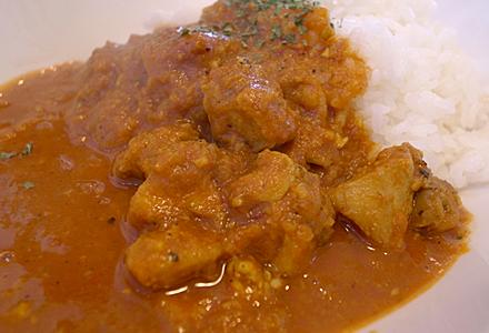 cafe Ainhoa(エノア)☆チキンカレー