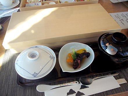 もんど岬朝食1