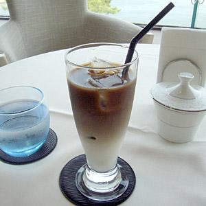 アイスカフェオレ
