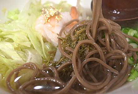 味の來々軒☆麺、黒っ!!