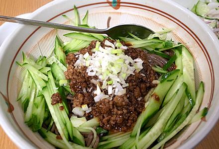 味の來々軒☆ジャジャ麺