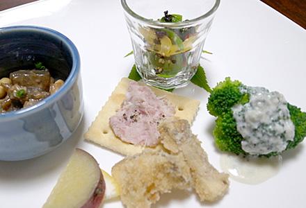 La Kamio(ラ・カミオ)☆前菜