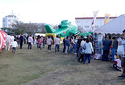 町家カフェ☆航空祭の様子1