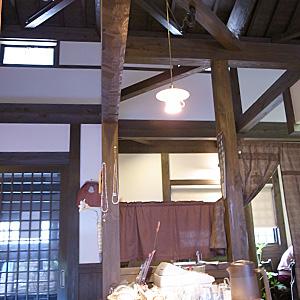 町家カフェ☆店内