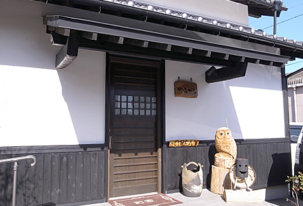 町家カフェ☆外観