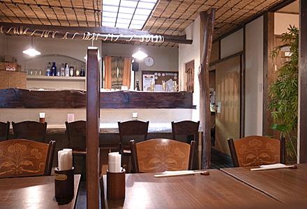 河崎2丁目食堂☆店内