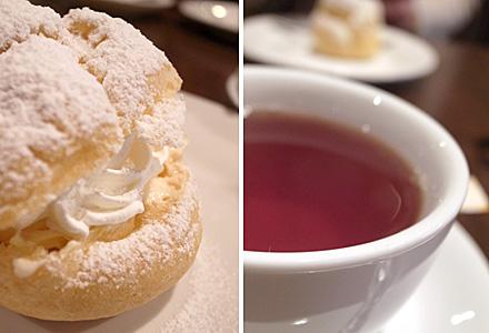 河崎2丁目食堂☆シメのデザート