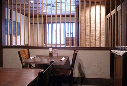 河崎2丁目食堂☆静かなお店です