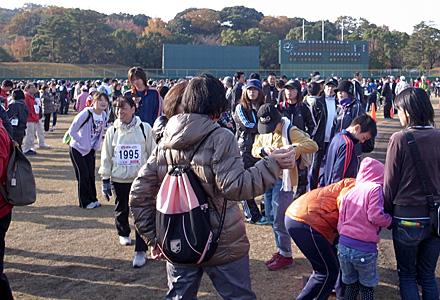 お伊勢さん健康マラソン☆球技場2