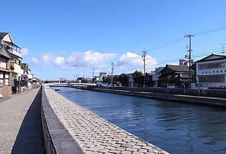 河崎☆川沿い