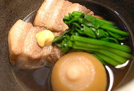 つぼ銀☆豚の角煮