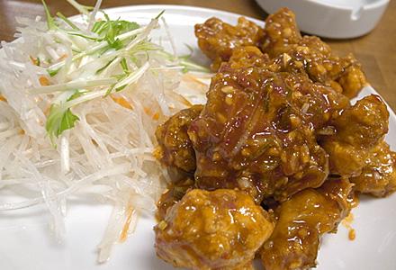 福樂(ふくらく)☆台湾酢豚