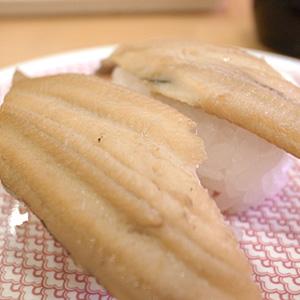 女子会inかっぱ寿司☆煮穴子