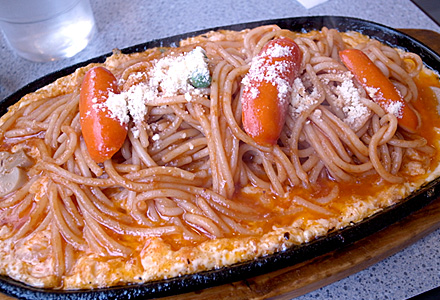 スパゲッティ モリ☆もりすぱ