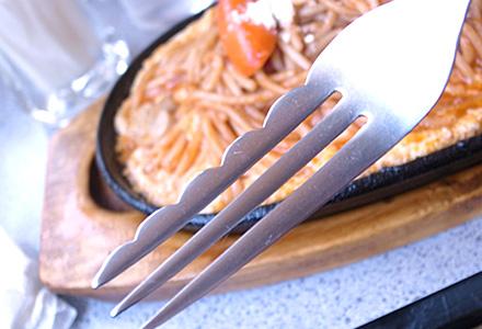 スパゲッティ モリ☆フォーク