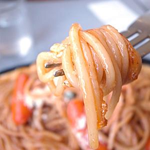 スパゲッティ モリ☆まきまき
