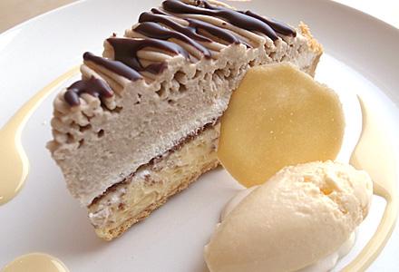 美味いサボアのケーキ♪