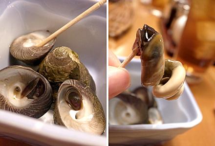 てんびん屋 本店☆ちっちゃい貝の煮たヤツ
