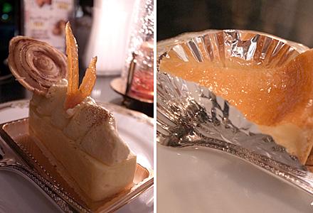 エクシブ鳥羽アネックス☆ケーキ、美味いす