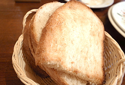ビストロ古川亭☆手作りパン