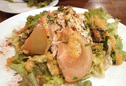 ビストロ古川亭☆鶏マヨネーズ