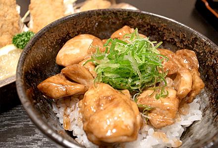 きよまる☆鶏丼
