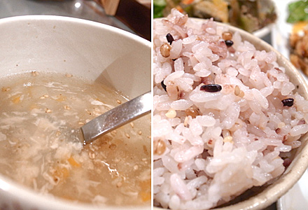 036 MASARO(マサロ)☆スープとご飯