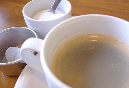 コキーユ☆コーヒー