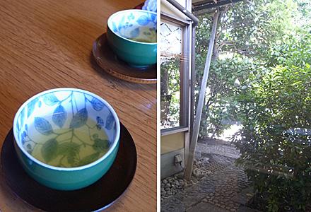 戸田家料庵☆お茶