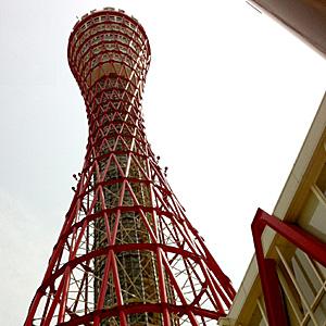 ↑タワー。萌えます。