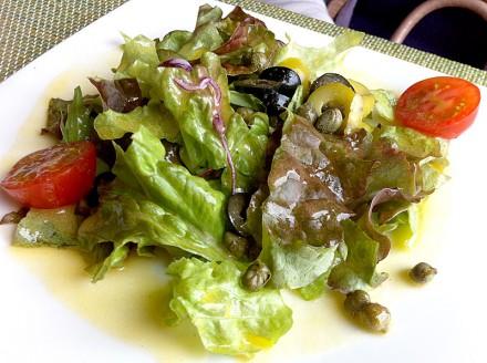彩り豊かな野菜サラダ