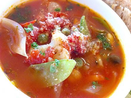 ボヌールスープ