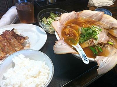 らーめんすみれ 松阪川井町店06
